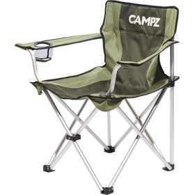 CAMPZ Aluminium Folding Chair, olive